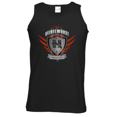 Motiv: Athletic Vest - Team Heidelwurst