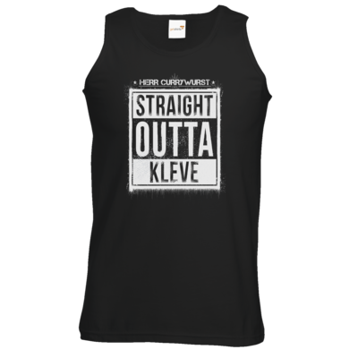 Motiv: Athletic Vest - Curry - Straight Outta Kleve