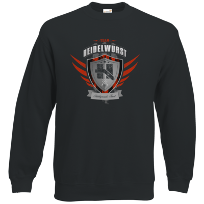 Motiv: Sweatshirt Classic - Team Heidelwurst