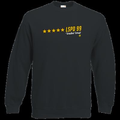 Motiv: Sweatshirt Classic - Walter Weiss - LSPD 99