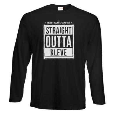 Motiv: Exact 190 Longsleeve FAIR WEAR - Curry - Straight Outta Kleve