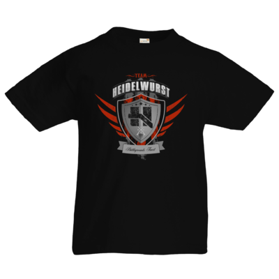 Motiv: Kids T-Shirt Premium FAIR WEAR - Team Heidelwurst