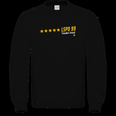 Motiv: Sweatshirt FAIR WEAR - Walter Weiss - LSPD 99
