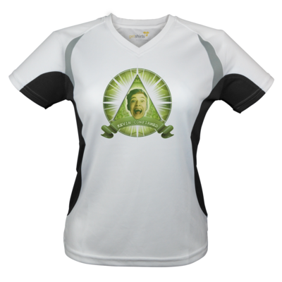 Motiv: Laufshirt Lady Running T - Illumicurry