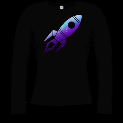 Motiv: Longsleeve Damen FAIR WEAR - Rocket