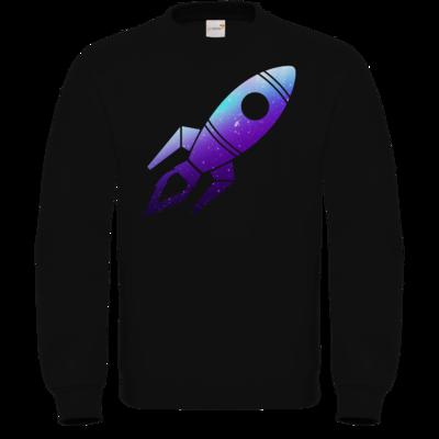 Motiv: Sweatshirt FAIR WEAR - Rocket
