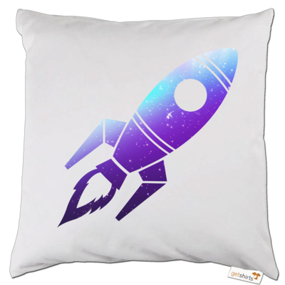 Motiv: Kissen - Rocket
