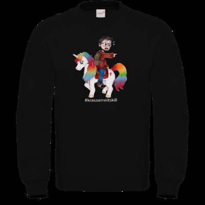 Motiv: Sweatshirt FAIR WEAR - DerPeci - Reitskill