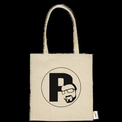 Motiv: Baumwolltasche - DerPeci - Logo