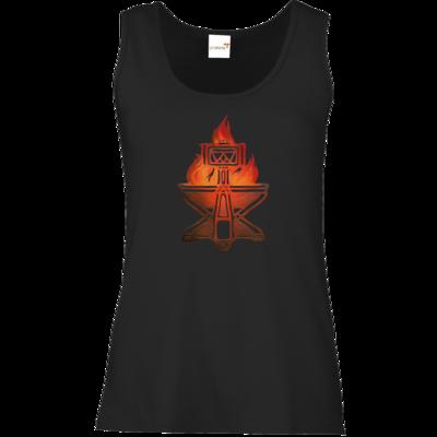 Motiv: Tank Top Damen Classic - Götter - Ingerimm - Symbol