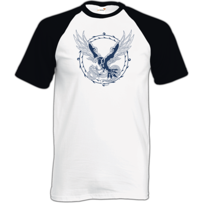 Motiv: TShirt Baseball - Phileasson - Walknoten uni