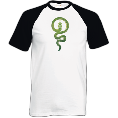Motiv: TShirt Baseball - Götter - Hesinde - Symbol