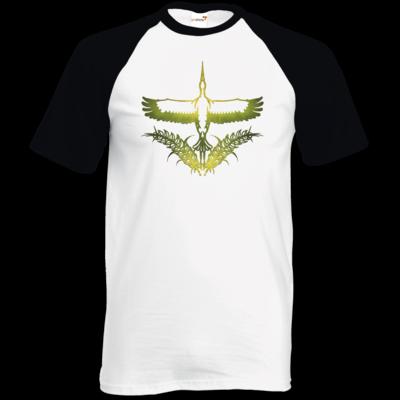 Motiv: TShirt Baseball - Götter - Peraine - Symbol