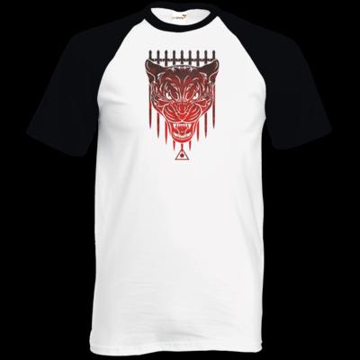 Motiv: TShirt Baseball - Götter - Kor - Symbol