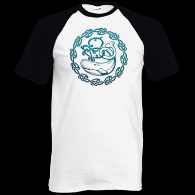 Motiv: TShirt Baseball - Götter - Swafnir - Symbol