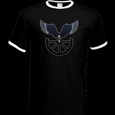 Motiv: T-Shirt Ringer - Götter - Boron - Symbol