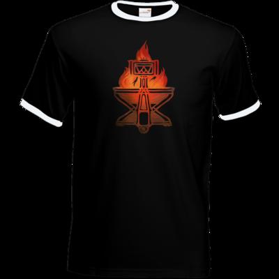 Motiv: T-Shirt Ringer - Götter - Ingerimm - Symbol