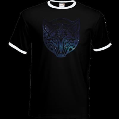 Motiv: T-Shirt Ringer - Götter - Phex - Symbol