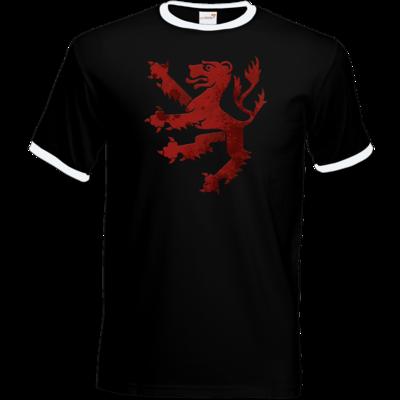 Motiv: T-Shirt Ringer - Götter - Rondra - Symbol