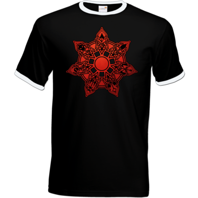 Motiv: T-Shirt Ringer - Götter - Borbarad - Symbol