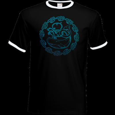 Motiv: T-Shirt Ringer - Götter - Swafnir - Symbol