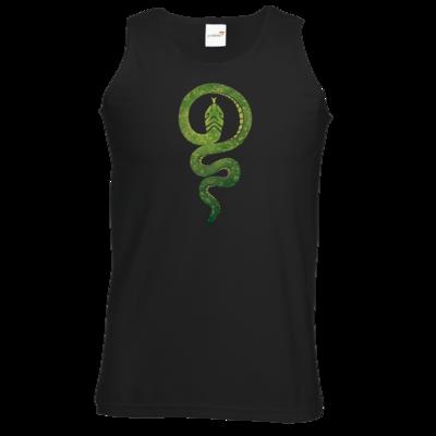 Motiv: Athletic Vest - Götter - Hesinde - Symbol