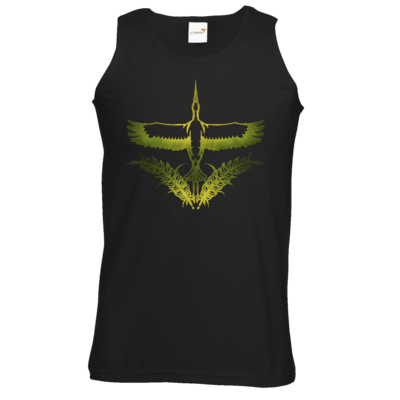 Motiv: Athletic Vest - Götter - Peraine - Symbol