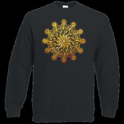 Motiv: Sweatshirt Classic - Götter - Bund des wahren Glaubens -Symbol