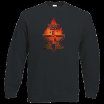 Motiv: Sweatshirt Classic - Götter - Ingerimm - Symbol