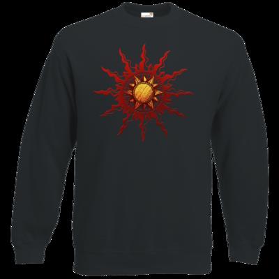 Motiv: Sweatshirt Classic - Götter - Praios - Symbol