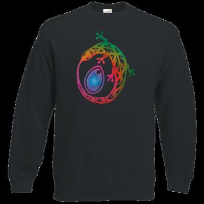 Motiv: Sweatshirt Classic - Götter - Tsa - Symbol