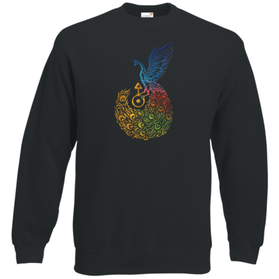 Motiv: Sweatshirt Classic - Götter - Aves - Symbol