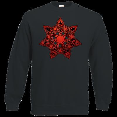 Motiv: Sweatshirt Classic - Götter - Borbarad - Symbol
