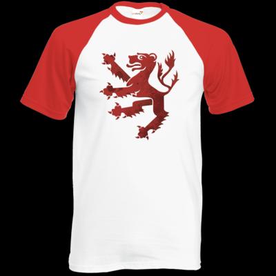 Motiv: Baseball-T FAIR WEAR - Götter - Rondra - Symbol