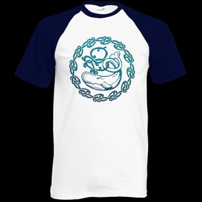 Motiv: Baseball-T FAIR WEAR - Götter - Swafnir - Symbol
