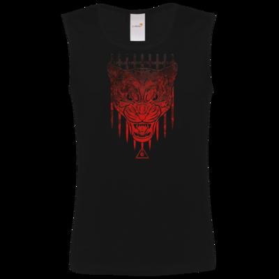 Motiv: Athletic Vest FAIR WEAR - Götter - Kor - Symbol