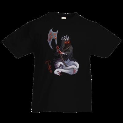 Motiv: Kids T-Shirt Premium FAIR WEAR - Dämonen Chibi - Blakharaz