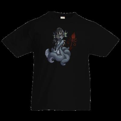 Motiv: Kids T-Shirt Premium FAIR WEAR - Dämonen Chibi - Charyptoroth