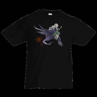 Motiv: Kids T-Shirt Premium FAIR WEAR - Dämonen Chibi - Thargunitoth