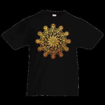 Motiv: Kids T-Shirt Premium FAIR WEAR - Götter - Bund des wahren Glaubens -Symbol