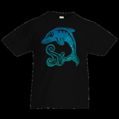 Motiv: Kids T-Shirt Premium FAIR WEAR - Götter - Efferd - Symbol