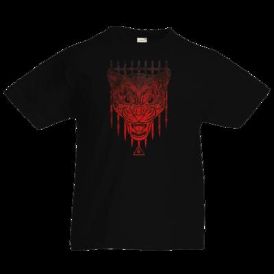 Motiv: Kids T-Shirt Premium FAIR WEAR - Götter - Kor - Symbol