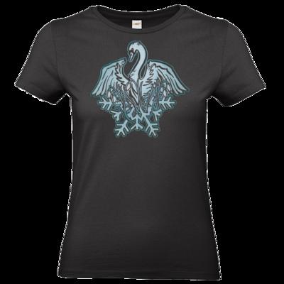 Motiv: T-Shirt Damen Premium FAIR WEAR - Götter - Ifirn - Symbol