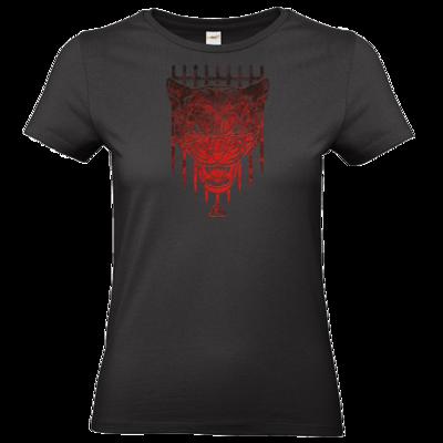 Motiv: T-Shirt Damen Premium FAIR WEAR - Götter - Kor - Symbol