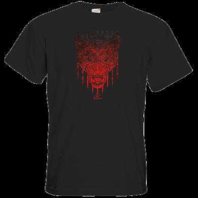 Motiv: T-Shirt Premium FAIR WEAR - Götter - Kor - Symbol