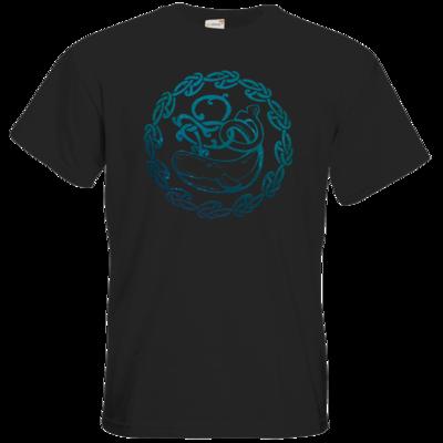 Motiv: T-Shirt Premium FAIR WEAR - Götter - Swafnir - Symbol