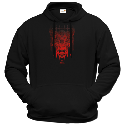 Motiv: Hoodie Premium FAIR WEAR - Götter - Kor - Symbol