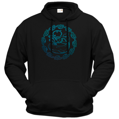 Motiv: Hoodie Premium FAIR WEAR - Götter - Swafnir - Symbol