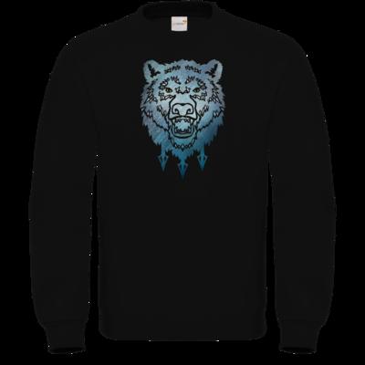 Motiv: Sweatshirt FAIR WEAR - Götter - Firun - Symbol