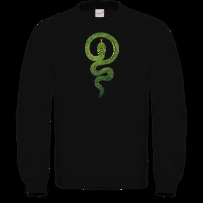 Motiv: Sweatshirt FAIR WEAR - Götter - Hesinde - Symbol